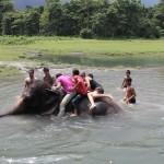 viel Spaß im Wasser