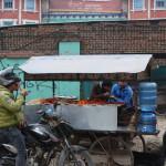 Spaziergang in Katmandu