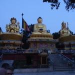 Der Weg zu Swayambhunath