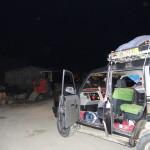unterwegs mit dem Jeep durch die Berge