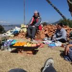 Picknick in den Bergen
